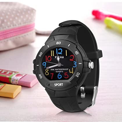 Toys & Hobbies Kids Watches Child Time Learning Toys Flower Cute Children Watches Cartoon Silicone Digital Wristwatch Boys Girls Wrist Watches Diversified Latest Designs