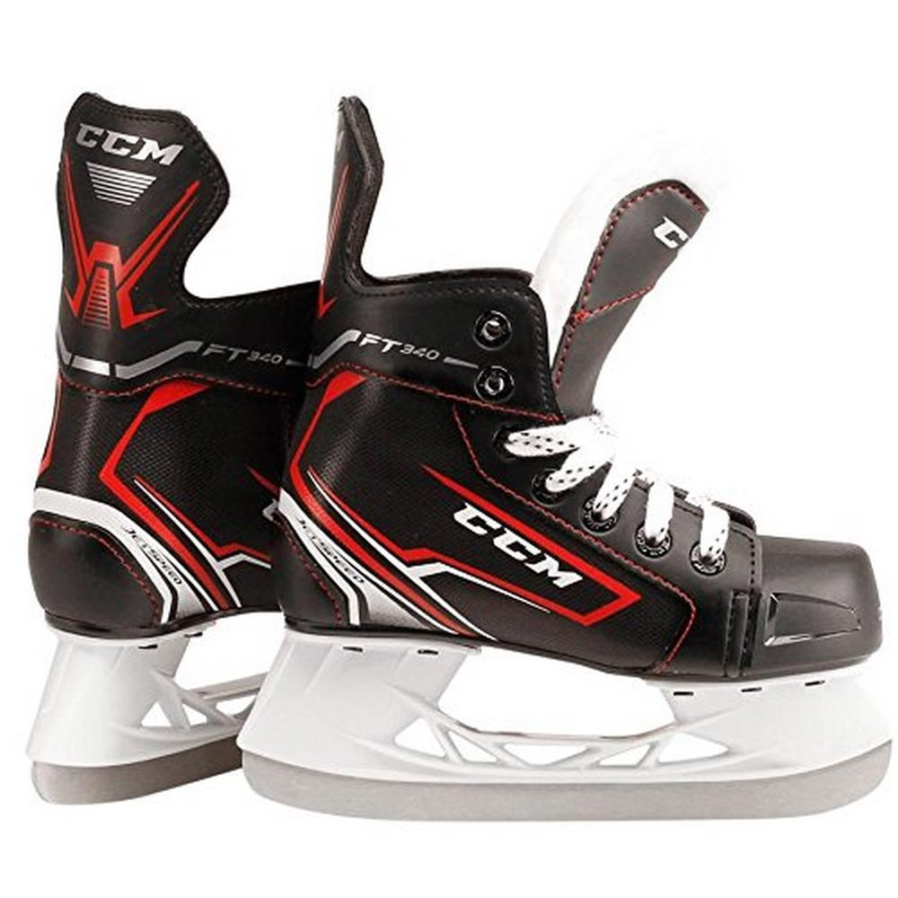 CCM Youth Jetspeed FT340 Skate (8) by CCM