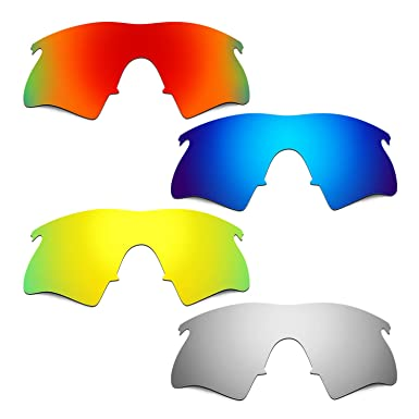 4f335a18d86 Image Unavailable. Image not available for. Color  Hkuco Mens Replacement  Lenses For Oakley M Frame Heater ...