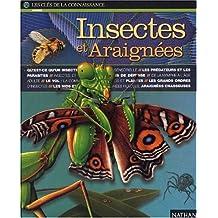009-insectes et araignees -ne