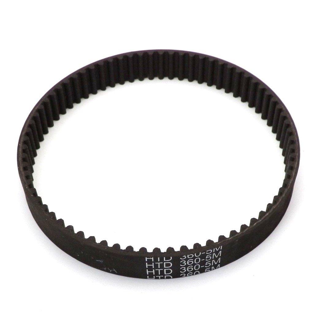 Yunshuo 360 5m 15 Htd Timing Belt 360mm Length 15mm Width 5mm Mini Pitch Belts Industrial Scientific