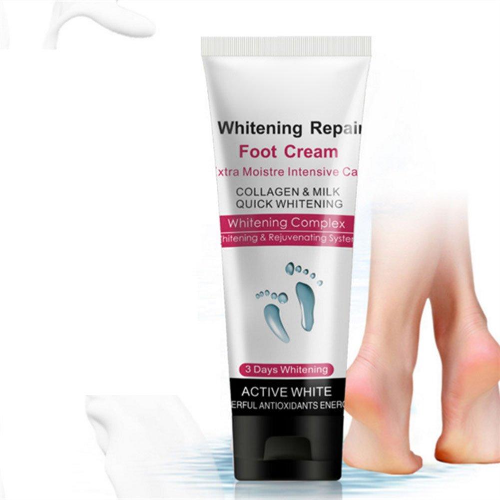 Foot Cream Repair Anti Crack Whitening Cream Crack Heel Cream Foot Peeling Cracked Hands Feet Dry Skin Moisturizing Cream RONSHIN