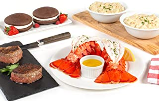product image for Maine Lobster Now: Surf & Turf Tail Dinner