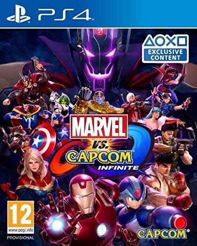 Buy Marvel Vs  Capcom: Infinite (PS4) Online at Low Prices