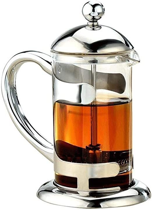 CJVJKN Taza de café de Acero Inoxidable Tetera Café Filtro de café ...