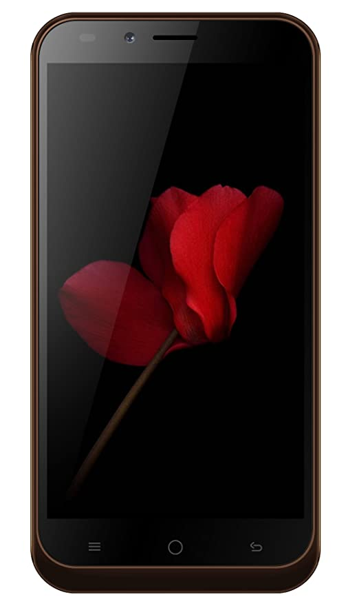 Karbonn Aura Note2 4G  Coffee/Champagne +Free proctive Cover Smartphones