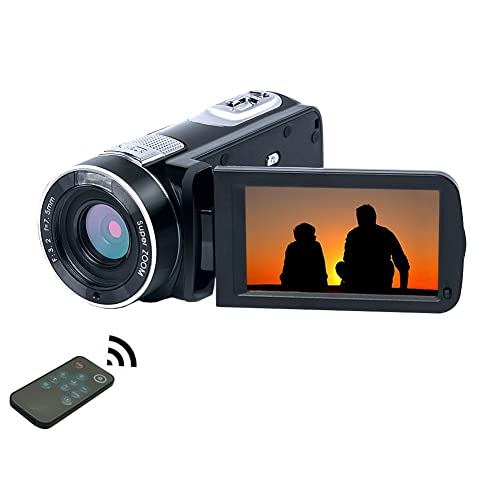 Camcorder Full HD 1080P 24.0MP 18X Digital Zoom With Remote Control Video Camera Digital Camcorder Night Vision