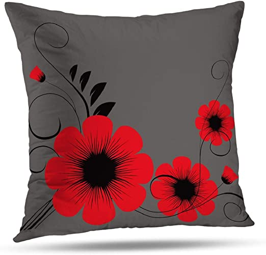 Amazon.com: Pakaku Throw Pillows Covers for Couch/Bed 20 x 20 inch