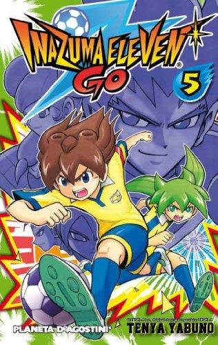 Descargar Libro Inazuma Eleven Go 5 Tenya Yabuno