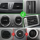 Car Mount Magnetic, Veckle Universal Car Air Vent Magnet Phone Holder for iPhone 8 X 7 Plus 6S 6 5s, HTC U11, Samsung Galaxy Note 8 S8 S8 Plus