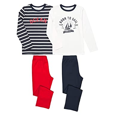 La Redoute Collections Big Girls Pack of 2 Printed Joggers Birth-3 Years