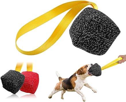 LIBWX Pelota para Perros Juguete para Perros Grandes Mordisco ...