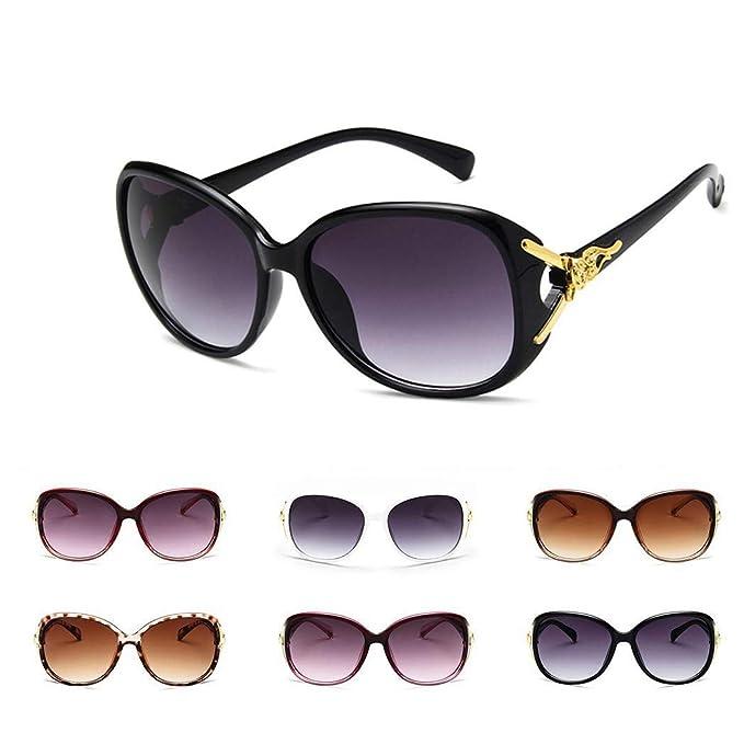 Amazon.com: BiuKen - Gafas de sol unisex para hombre y mujer ...