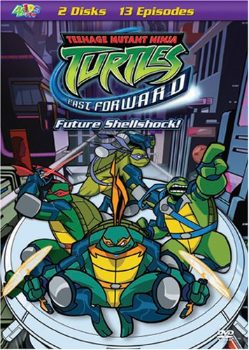 Amazon.com: Teenage Mutant Ninja Turtles: Fast Forward ...
