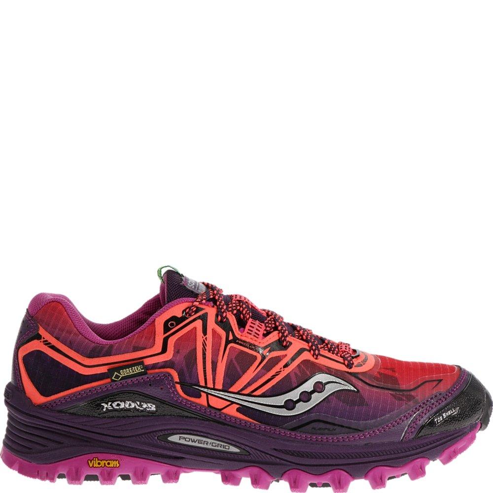 70cd9ef7d5 Saucony Women's Xodus 6.0 GTX Trail Running Shoe