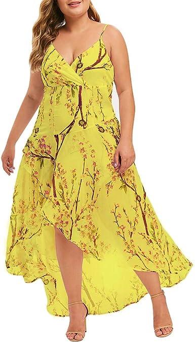 Vestidos Largo Muje Elegante Tallas Grandes Fiesta Vestidos Vestido De Coctel Vestido De Noche Vestido Moda Vestidos Largo Sexys Vestidos Sin Manga Vestido Playa Mujer Vpass Amazon Es Ropa Y Accesorios