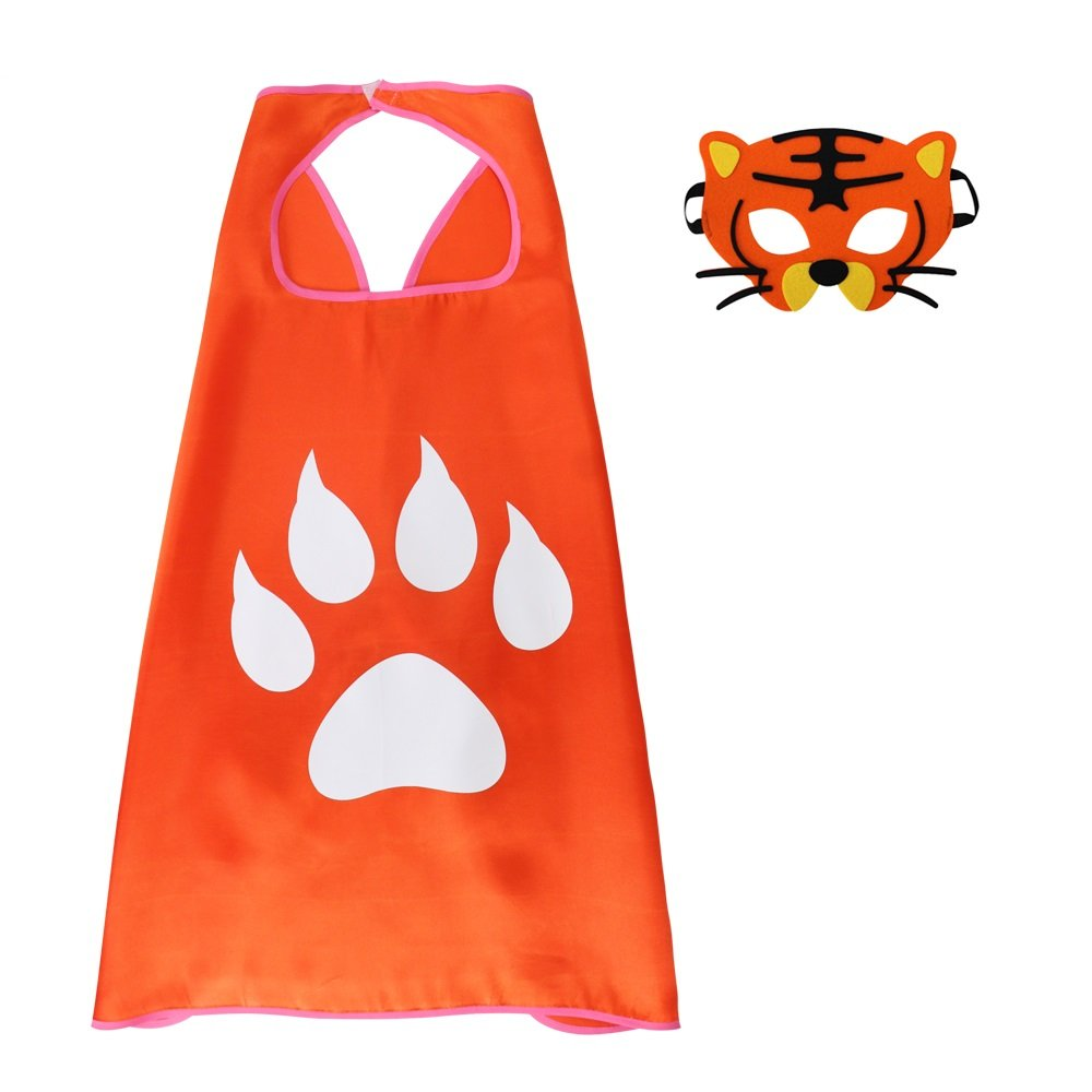 Yuanyistyle Costume for Child Cape Girls Boys Dress up Halloween Party