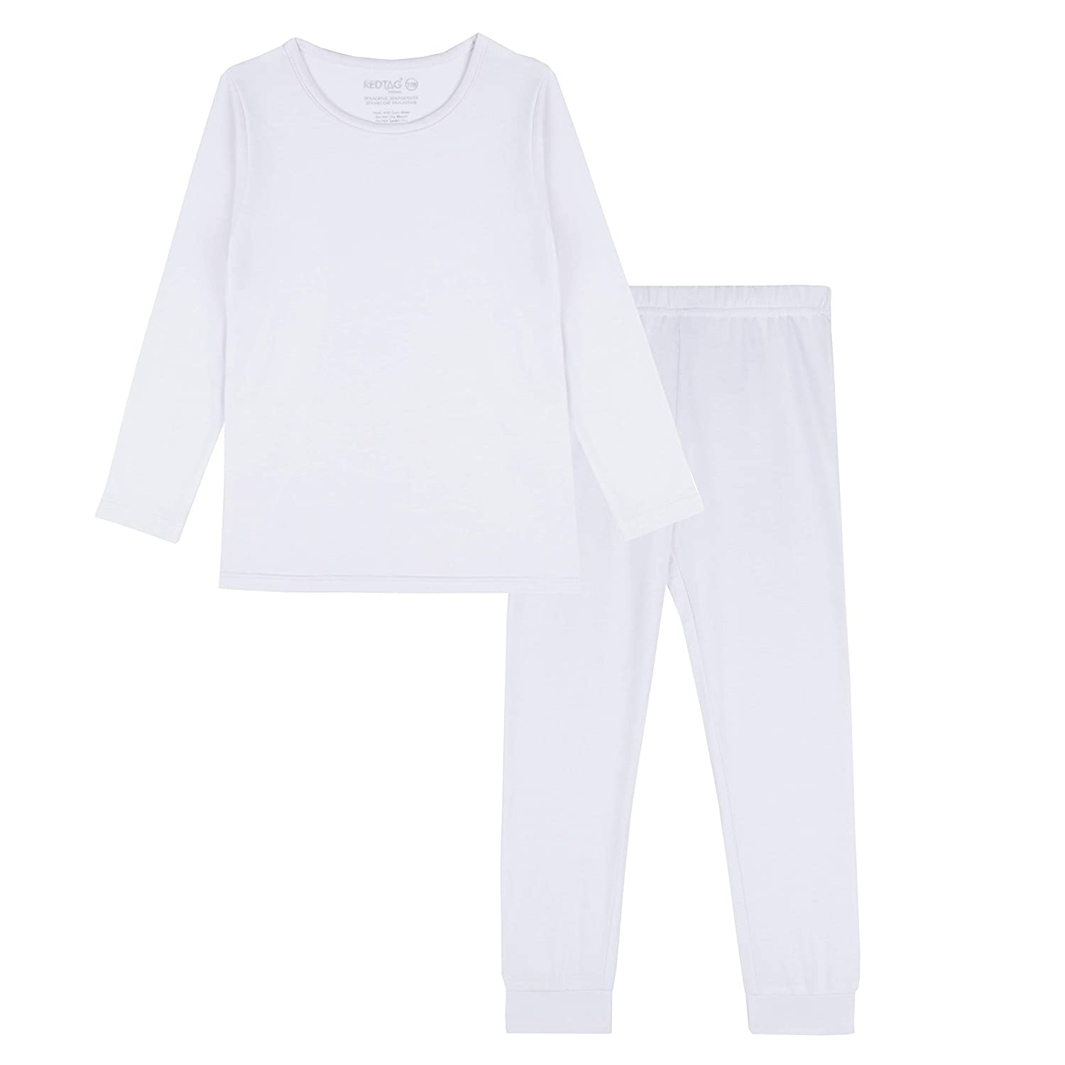 Metzuyan Boys & Girls Thermal Base Layer Top & Leggings Set