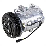 AC Compressor & A/C Clutch For Suzuki Esteem Vitara Grand Vitara - BuyAutoParts 60