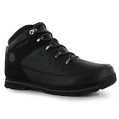 firetrap rhino mens boots amazon co uk shoes bags