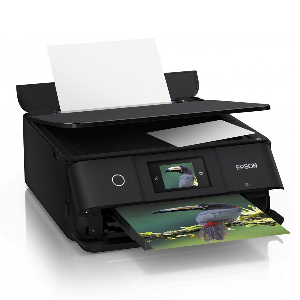 Epson Expression Photo Xp 8500 Print Scan Copy Wi Fi Printer Amazon Hp 8500a Wireless Diagram Computers Accessories