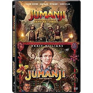 Jumanji (1995) / Jumanji: Welcome to the Jungle (Jumanji Double Feature)