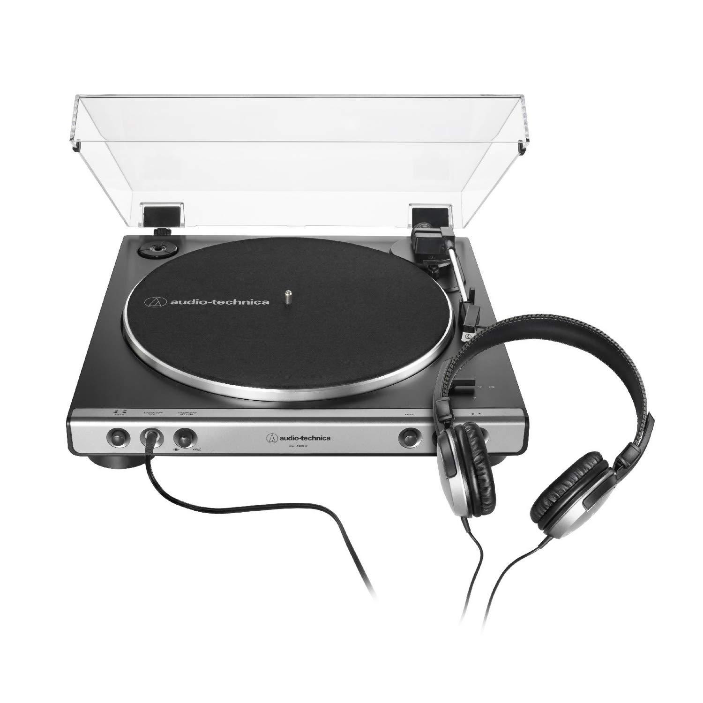 Amazon.com: Audio-Technica AT-LP60X - Tocadiscos estéreo con ...