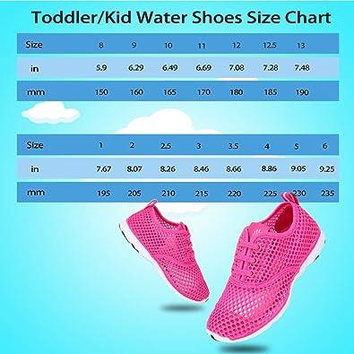 Amazon.com: Hiitave Zapatillas de agua de secado rápido para ...