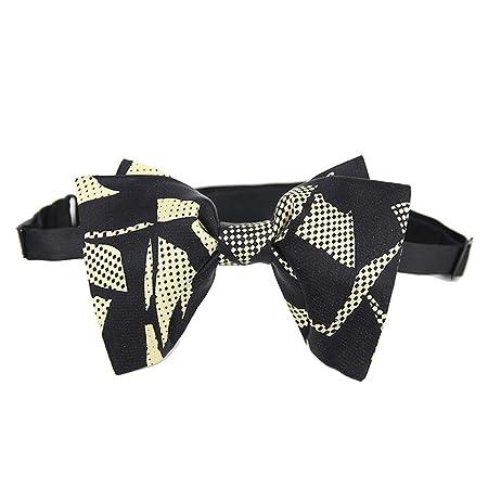 YYB-Tie Corbata Moda Corbata de Lazo clásica de Esmoquin Hecha a ...