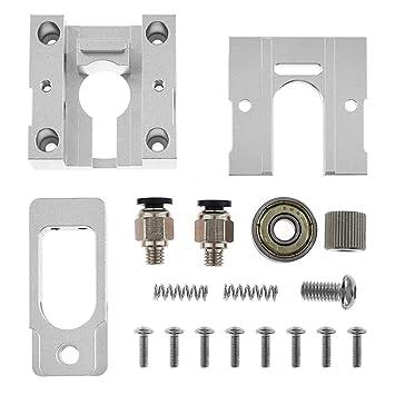 Fansport Kit De Extrusora De Impresora 3D Extrusora Remota De ...