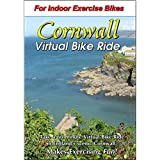 Cornwall UK Virtual Bike Ride Scenery DVD