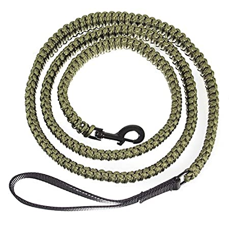 David Accessories Geniune 550 Paracord Lead For Big Dogs