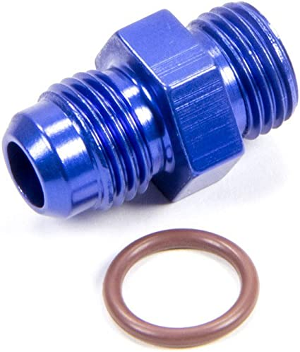 6 AN Radius O-Ring Fitting FRAGOLA 495100 6 AN x 9//16-18