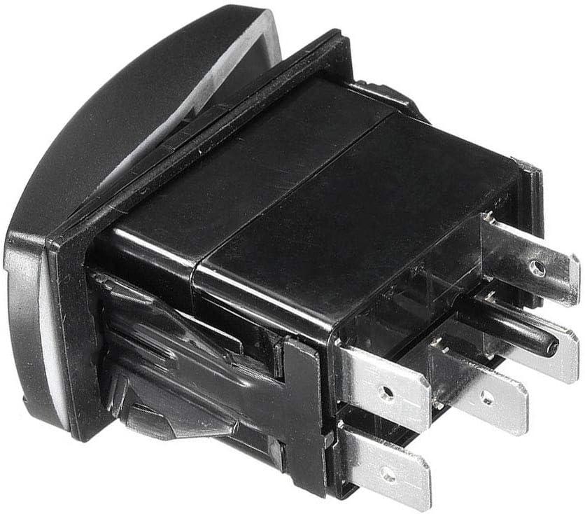 DC Chargeur Tension convertisseur convertisseur Chargeur QLOUNI R/éseau Rectifieur 100-24 V 10A allume-cigare de voiture 72 W 2.5 M Auto AC