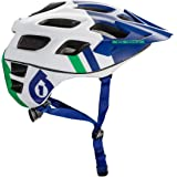 661 SixSixOne Recon MTB Bicycle Helmet (CPSC) - BLUE/GREEN (CLOSEOUT) _7158-48