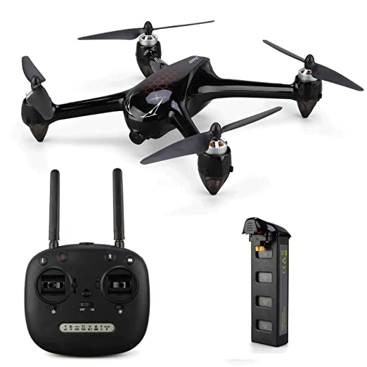 AXJJ Drone con cámara HD de 1080p, Quadcopter FPV RC GPS Drone ...