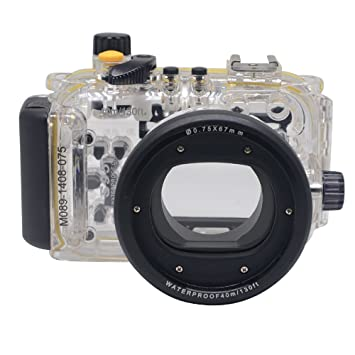 Amazon. Com: canon wp-dc38 waterproof housing for canon s95.