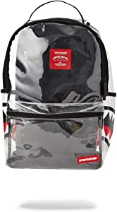 SPRAYGROUND BACKPACK 20/20 VISION DOUBLE CARGO SIDE SHARK