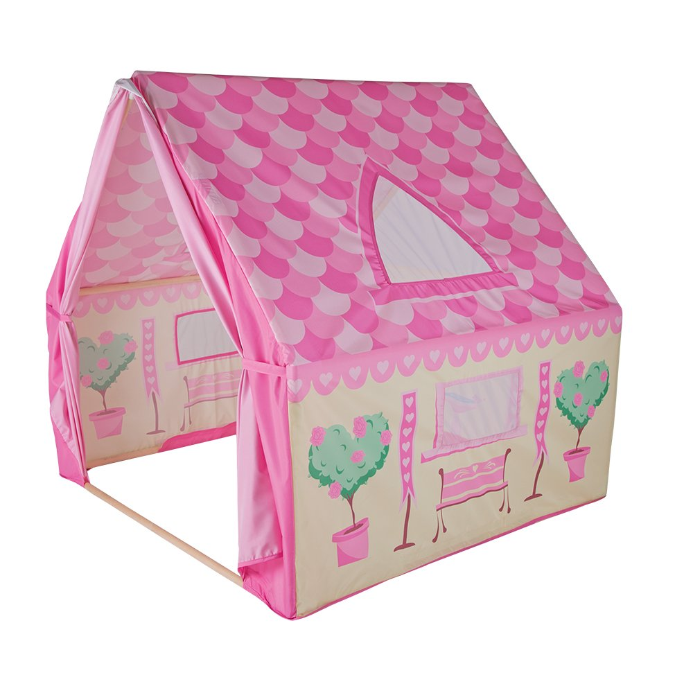 Pacific Play Tents Kids Tea Party Garden Playhouse - 43'' x 43'' x 45''