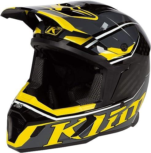 KLIM F5 Helmet ECE LG Jet Klim Yellow