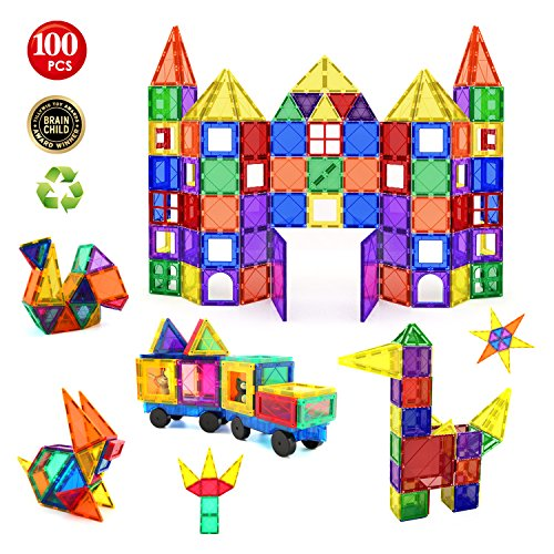 Children Hub 100pcs Magnetic