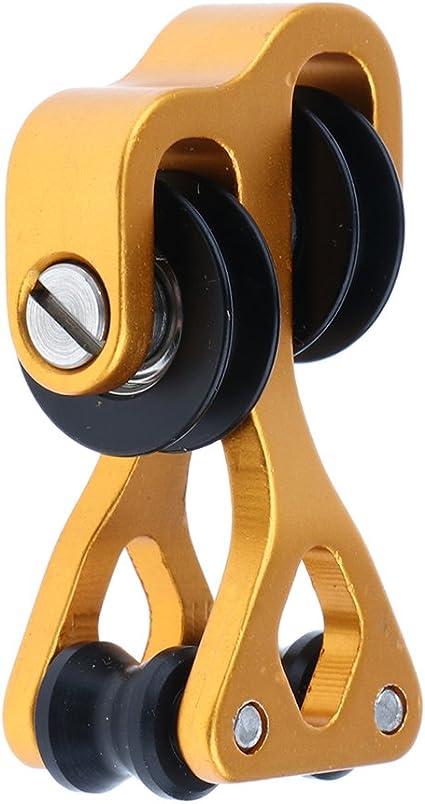 Homyl Catena Arco Seperateur Arco Puleggia 45 x 25 mm Blu Arco String Strumento