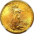 1911 D $20 Saint Gaudens Gold RPM FS-501 Twenty Dollar MS67 NGC