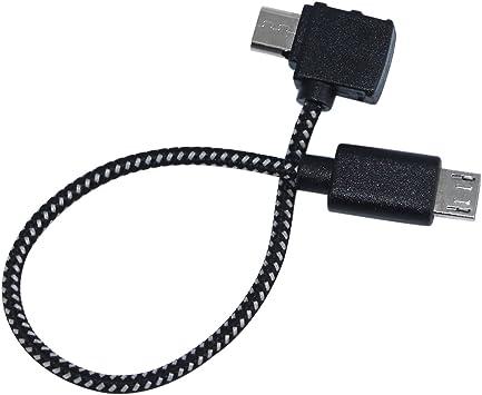 Für DJI Spark Mavic Pro RC Typ-C USB Kabel Micro USB iPhone IOS Andriod
