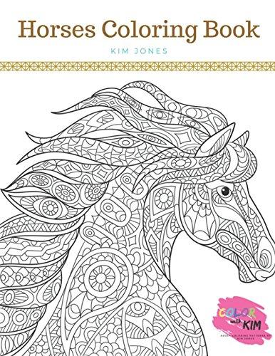 HORSES: A Horses Coloring Book ()