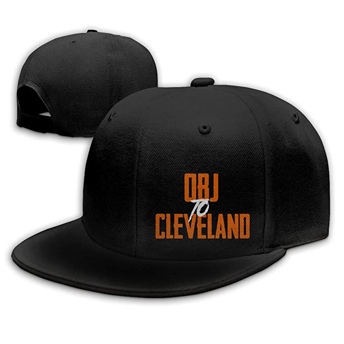 new product 7d2be f95a0 Adjustable Baseball Cap New York Odell OBJ to Cleveland Cool ...
