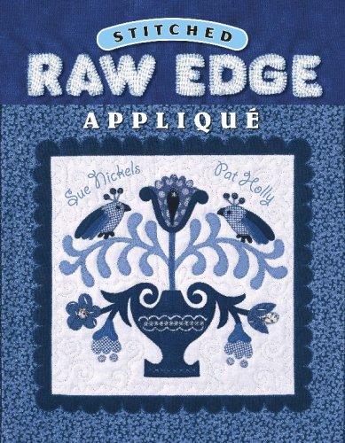 Stitched Raw Edge Applique