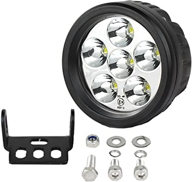 """2Pcs 18W 3.5/"""" Round Led Work Lights Off-road Driving Spotlight Fog Lamp for Jeep"""