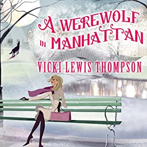 A Werewolf in Manhattan Audiobook