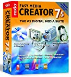 Roxio Easy Media Creator 7.5 [Old Version] фото